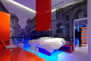 Simone Micheli Displays Fresh Designs at Milan Design Week 2010
