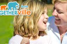 Family-Friendly Social Media - 'Togetherville' Brings Safe Online Networking to Children and Parents
