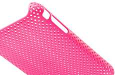 Aired-Out iPhone Wallets - Incase Gives Your iPhone a Breather With the Perforated iPhone Case