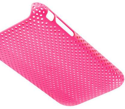 perforated iphone case