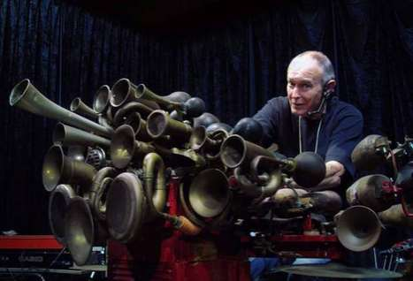 One-Man Horn Sections - Llyn Foulkes' 'Machine' is an Epic Music-Maker