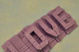 3D Origami by Carlos Nazario Takes Paper to a New Level