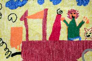 Carpetzz.Com Lets You Preserve Your Child's Artwork with Ease