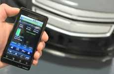 Auto App Upgrades - Enhanced OnStar App Brings New Features to the Chevrolet Volt