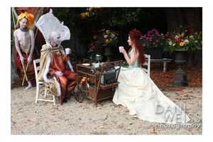 Aimee and Trey Say 'I do' in a Very Unconventional Manner