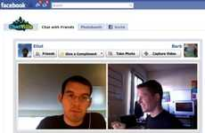 Fusing Viral Applications - The Facebook Chatville Combines Chatroulette With Farmville