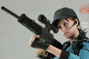 The 12-inch 'Resident Evil' Jill Valentine Replica
