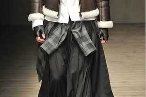 Fujiwara Fall/Winter 2010 Collection Embraces Fashion's Last Taboo