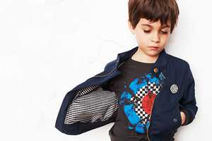 'Finger in the Nose' Clothing Makes Kids More Stylish than Grown-Ups