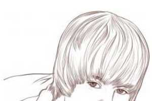Learn How to Draw Justin Bieber and be a Super Fan