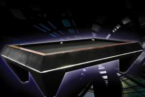 Cavicchi Millennium Billiards Table Brings Swank Style to any Room