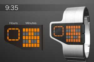 The Tokyoflash 'Gridlock' Watch Tells Time in a Roundabout Way