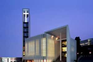The Zhongguancun Christian Church is China's Largest