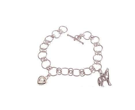 charm bracelets and necklaces