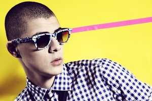 Gregory Harris Shoots a 'Prepster in the Sun' for ModeMan