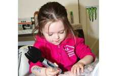 29 Pint-Sized Prodigies - Creative Kid Innovations, From Tot Tattooists to Teen Investors