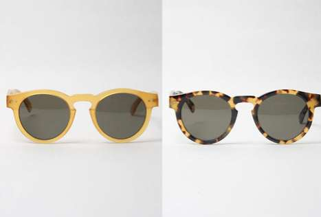 Illesteva Leonard Sunglasses