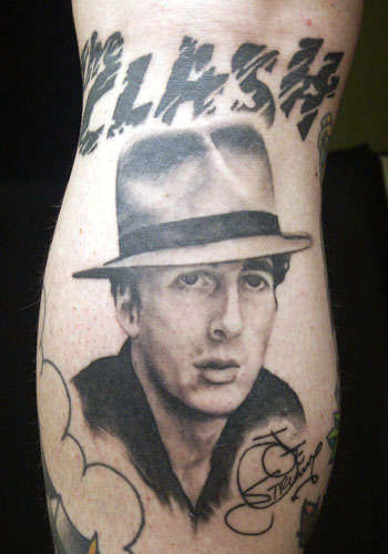 The Clash Tattoos