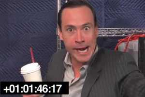The Chris Klein Parody Makes Light of his Own Leaked Audition Tape