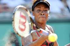 Venus Williams' French Open Lace Outfit was Quite the Shocker