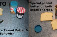 Sandwich How-To Guides - Learn How to Make the Best PB&J Without Soggy Bread