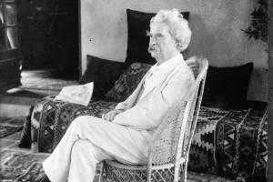 The Mark Twain Memoir to be Released 100 Years After His Death