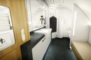 Lufthansa Airbus A380 Jetliner is Extra Extravagant