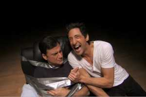 Jimmy Kimmel and Adrian Brody's 'Charlie Bit My Finger: The Movie'