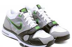 The New Nike Trainer 1.2 Mid With Gratuitous Velcro Straps