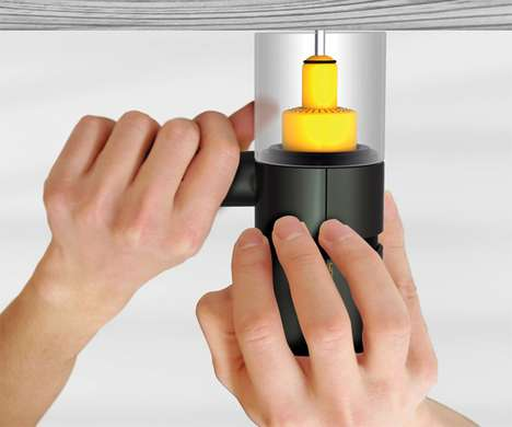Infallible Drill Devices - The Unidrill by Jiyoun Kim Makes Crooked Screws a Thing of the Past