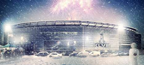 Frosty Football Stadiums - New Meadowlands Lands the 2014 Superbowl