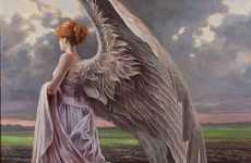 Angelic Field Paintings