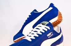 Reworked Retro Sneakers - 80s Athletes' Favorite Puma Whirlwind II Sneakers Get a 2010 Makeover
