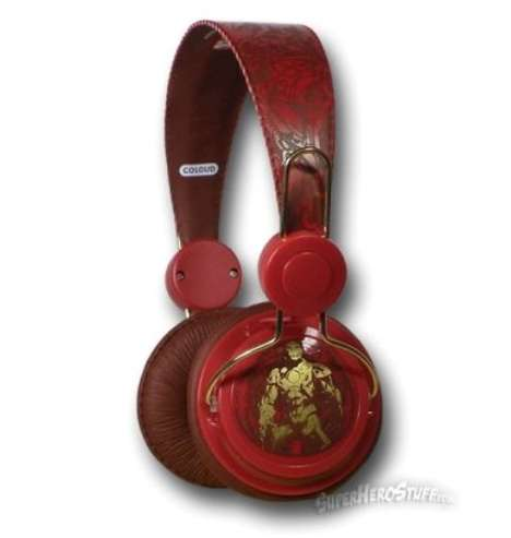 Marvel Superhero Headphones