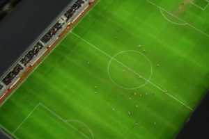 The Tiny Streaker is Freeview HD TV's World Cup Soccer Campaign