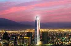LEED Gold Skyscrapers - Tallest Building in South America Set to Debut in 2012