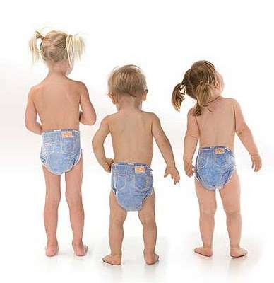 Huggies denim commercial