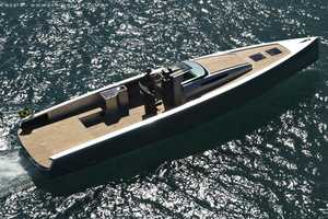 The New Zonda 42 Power Boat is a Supercar for the High Seas