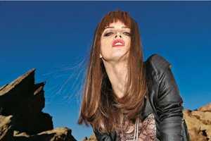 The Smokin' Flair Jeisa Chiminiazzo Photoshoot by Matthias Vriens-McGrath