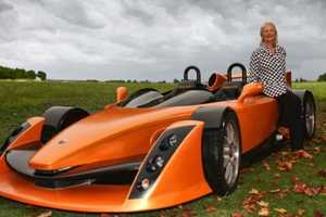 The CanAm is an F1-Inspired Vehicle From New Zealand's Hulme