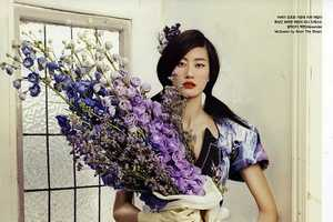 Celebrate Spring With the 'Oh! Miss Flower' Vogue Korea 2010 Spread