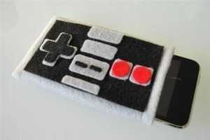 The NES Controller iPad Sleeve Protects Your iPad from Wear and Tear