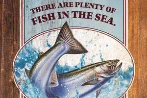 The Legal Sea Foods Print Campaign Pokes Fun at Old Adages