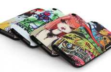 Illustrated iPhone Cases - The Speck 'Fitted Artsprojekt' Cases are Art for Art's Sake