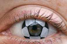 42 Viral Soccer Innovations - From Cristiano Ronaldo in Vanity Fair to Soccer Contact Lenses