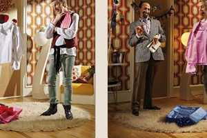 The Dylon Fabric Print Campaign Gives Hated Presents New Life