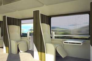 Modernized 'Business-Class Trains' by Aleksandar Dimitrov