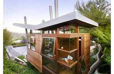 28 Homes for Nature Lovers - From Tree-Integrated Homes to Celebrity Treehouses