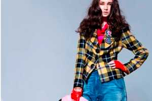 Vivienne Westwood & Lee Jeans 'Lee Anglomania' Line Plays With Proportion