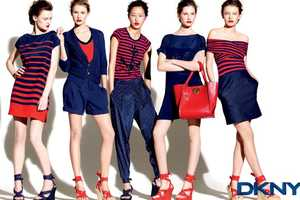 The DKNY Pre-Fall 2010 Campaign is Unconventionally Colorful